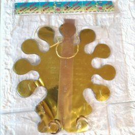 مجسم نجمة ورقية